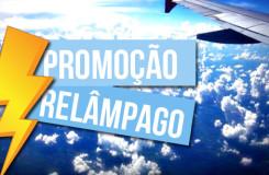 promocoes relampago para voos internacionais