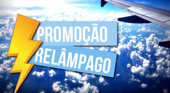 voe gol promocao relampago