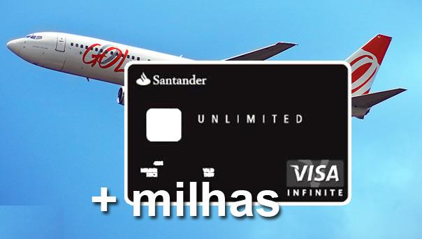santander unlimited black melhor cartao de credito para viagens